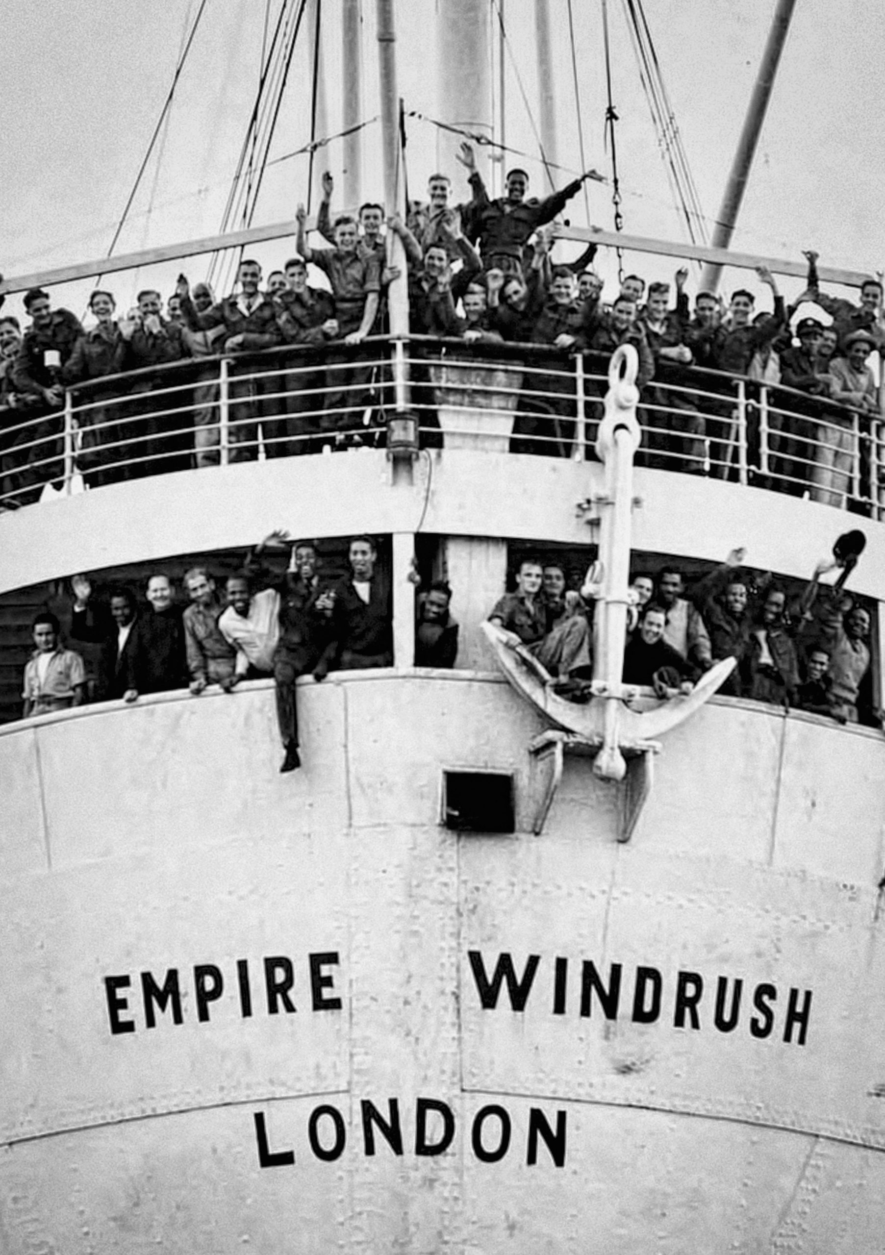 Windrush: Falling Through the Gaps